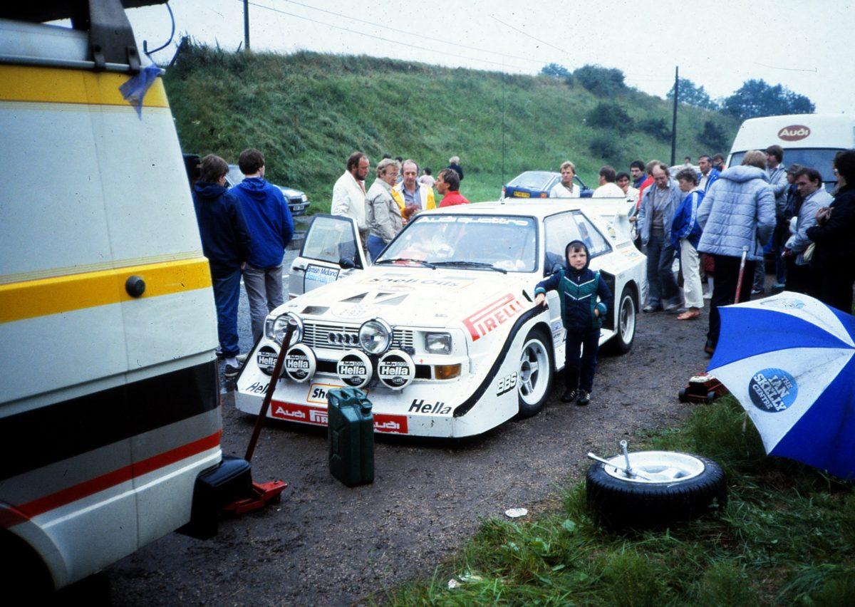 Audi Group B Quattro