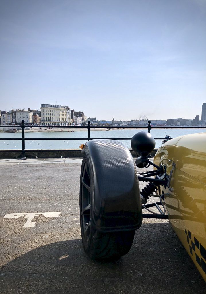 Caterham in Margate