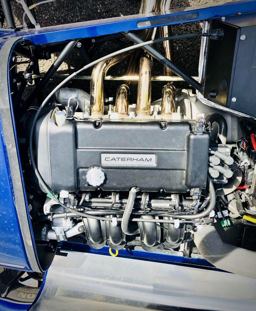 Caterham engine - Ford