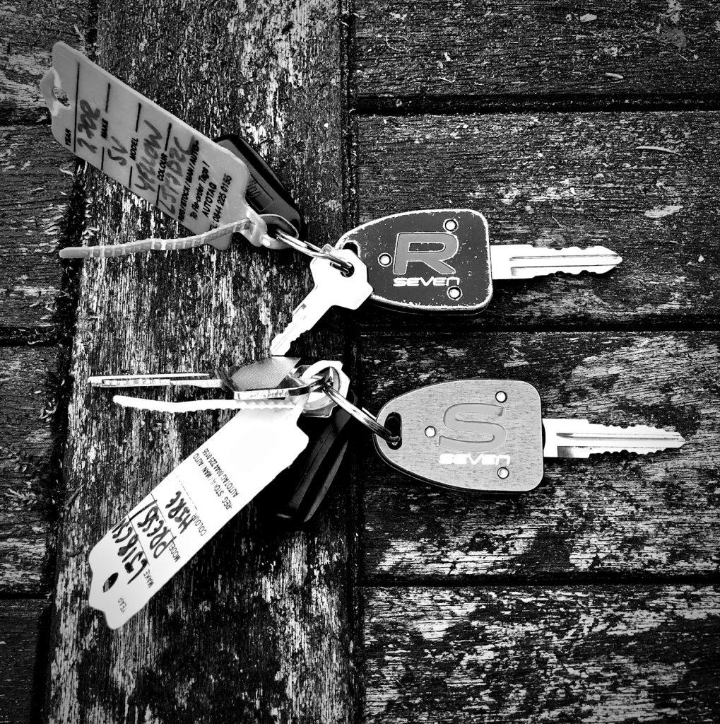 Keys to Caterhams
