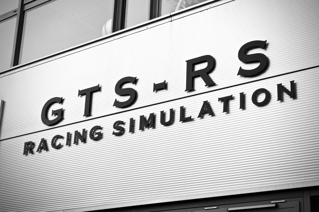 GTS RS entrance